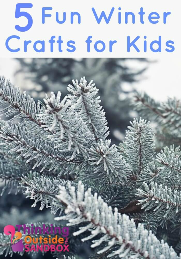 TOTS Family, Parenting, Kids, Food, Crafts, DIY and Travel 5-Fun-Winter-Crafts-for-Kids 5 Fun Winter Crafts for Kids Kids Parenting TOTS Family  winter kids crafts