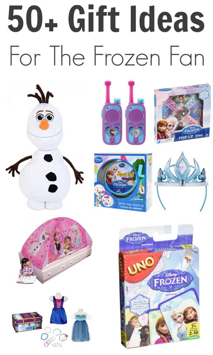 TOTS Family, Parenting, Kids, Food, Crafts, DIY and Travel 50-Frozen-Gift-Ideas 50+ Frozen Gift Ideas Gift Guide TOTS Family  gift frozen