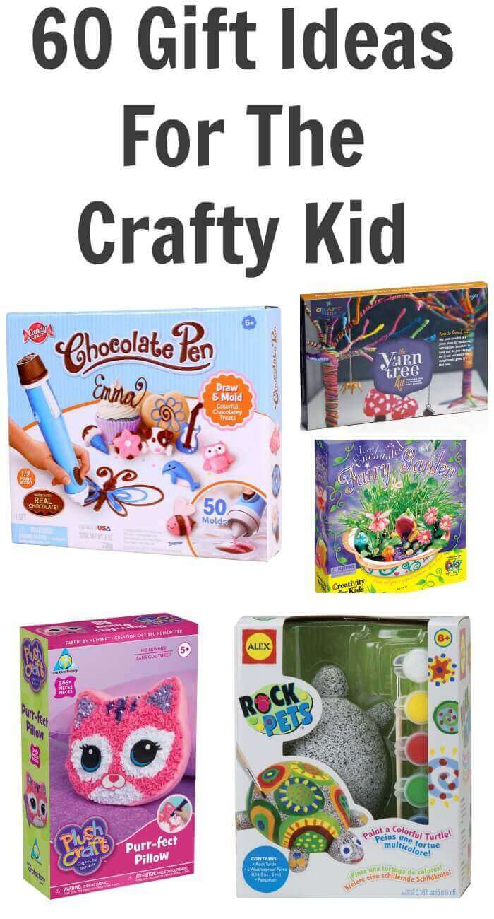 TOTS Family, Parenting, Kids, Food, Crafts, DIY and Travel 60-Gift-Ideas-For-The-Crafty-Kid 60 Gift Ideas For The Crafty Kid Gift Guide TOTS Family  gift christmas