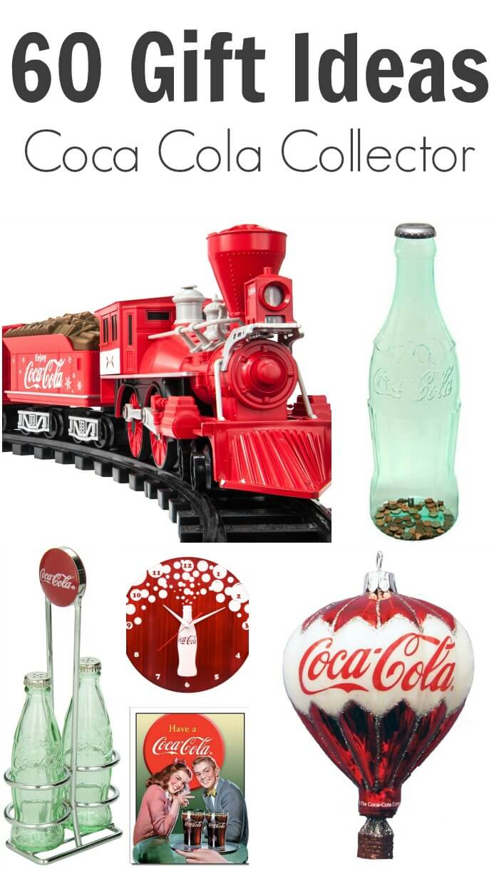 TOTS Family, Parenting, Kids, Food, Crafts, DIY and Travel 60-Gifts-For-The-Coca-Cola-Collector 60 Gifts For The Coca Cola Collector Gift Guide TOTS Family  gifts coca cola