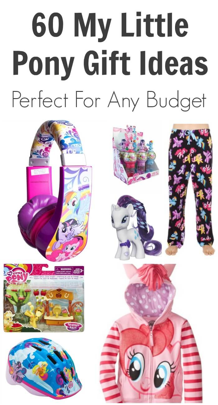 60 My Little Pony Gift Ideas