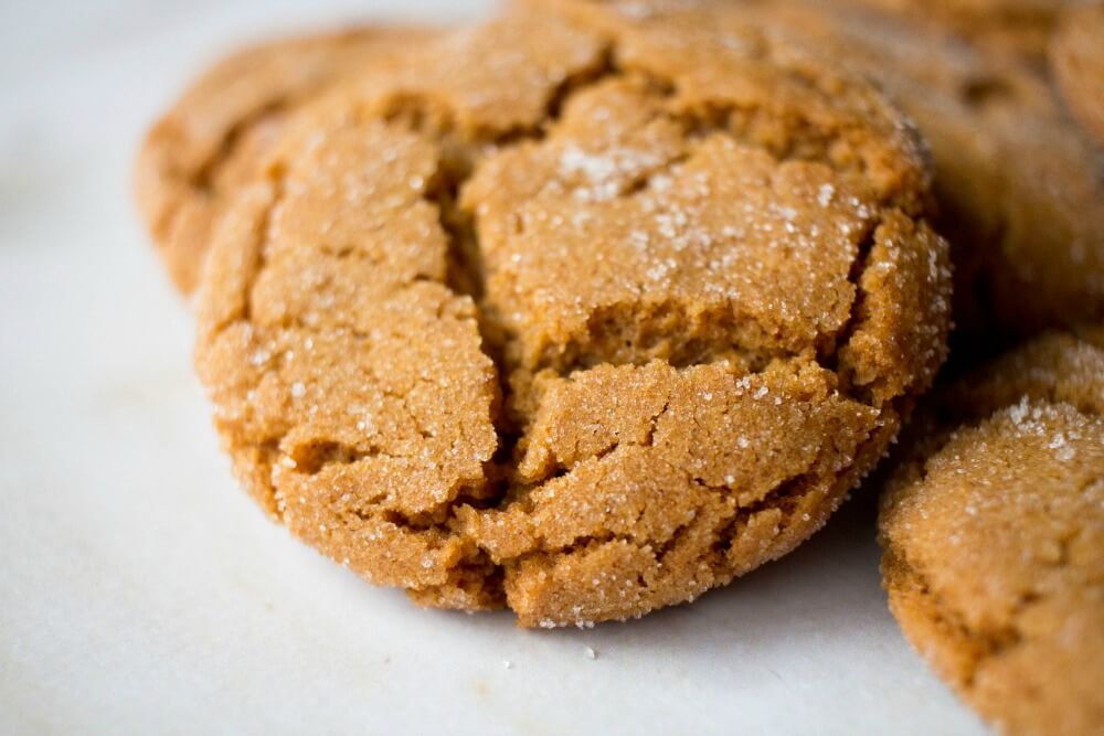 TOTS Family, Parenting, Kids, Food, Crafts, DIY and Travel GM-Tots-Cookies Molasses and Ginger Cookies Desserts Food Holiday Treats TOTS Family Uncategorized  recipe molasses cookie cookies