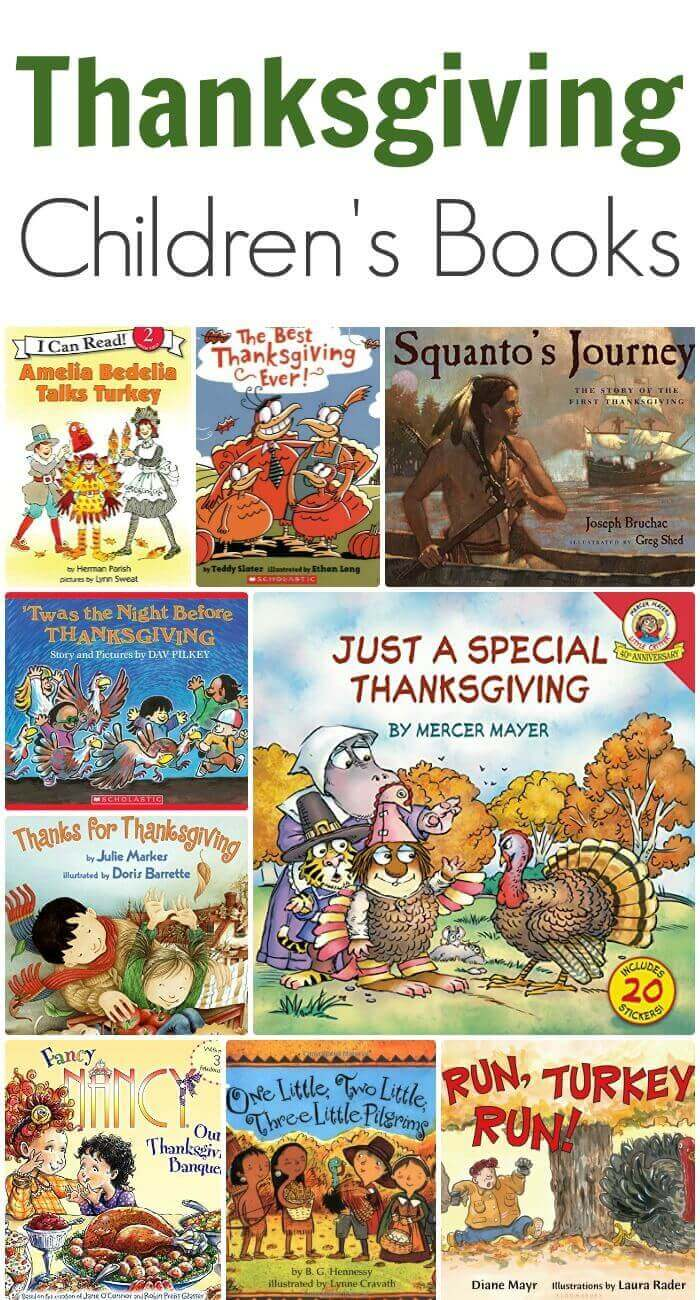 TOTS Family, Parenting, Kids, Food, Crafts, DIY and Travel Thanksgiving-Childrens-Books Thanksgiving Children's Books Kids TOTS Family  thanksgiving books