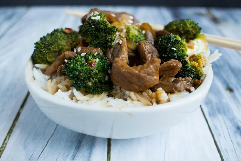 Beef And Broccoli Bowls - 30 Minute Meal