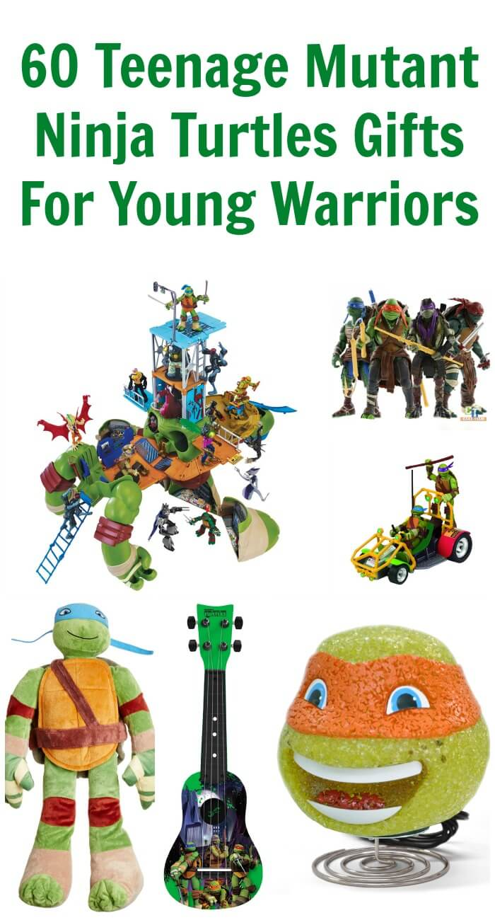 60 Teenage Mutant Ninja Turtles Gifts For Young Warriors