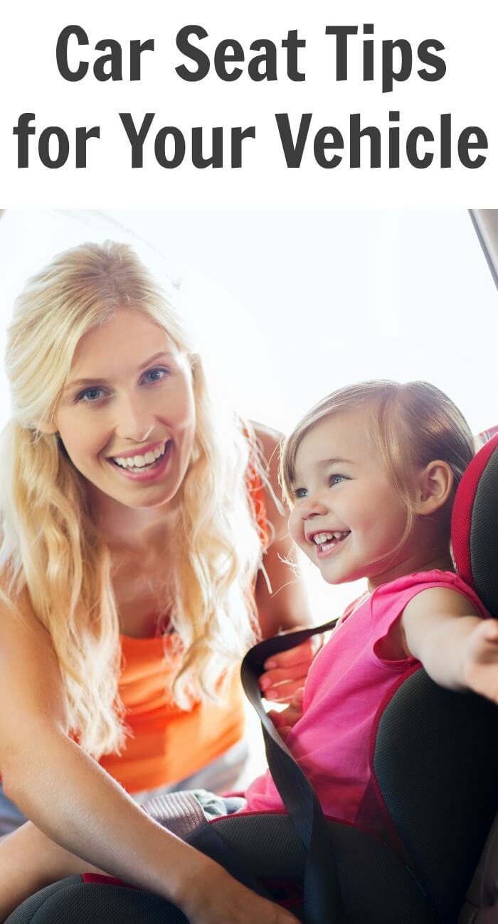 Buckling your child in correctly and ensuring they're safe using these car seat tips is always a number one priority.