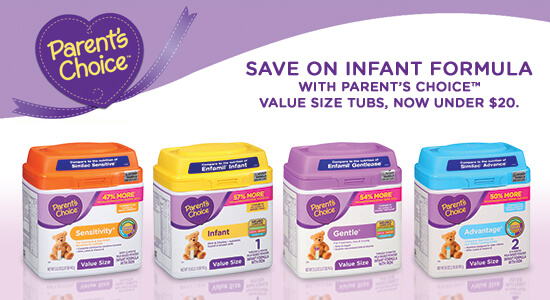 TOTS Family, Parenting, Kids, Food, Crafts, DIY and Travel parents_choice_111915_banner1_400X300_v2 6 Things You Need to Know About Formula Food Giveaways Kids Sponsored TOTS Family