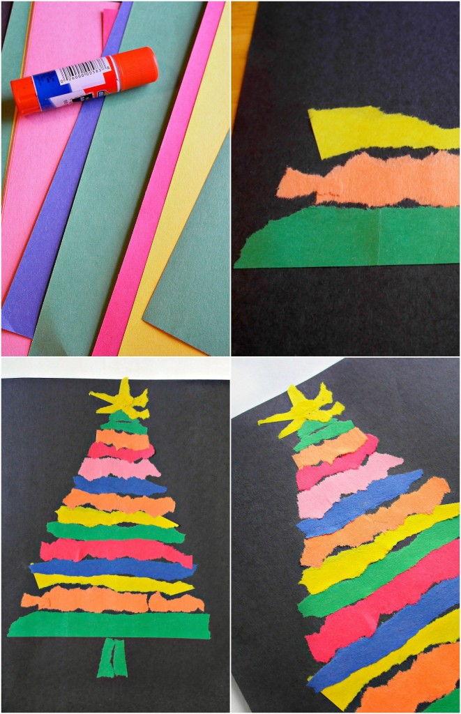 TOTS Family, Parenting, Kids, Food, Crafts, DIY and Travel tree-pin-1-661x1024 Easy Ripped Paper Tree Craft for the Whole Family Crafts Kids Parenting TOTS Family Uncategorized  ripped paper ripped Paper Tree paper kids craft christmas
