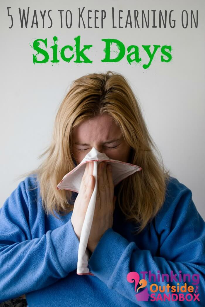 5 Ways to Keep Learning on Sick Days