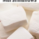 TOTS Family, Parenting, Kids, Food, Crafts, DIY and Travel Homemade-Fluffy-Marshmallows-150x150 Fluffy Homemade Marshmallows Desserts Food Holiday Treats  recipe marshmallows hot chocolate homemade