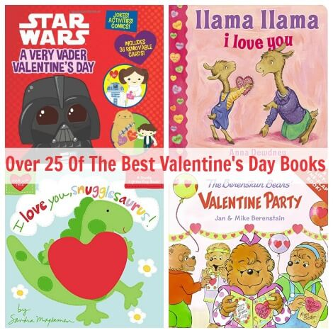 TOTS Family, Parenting, Kids, Food, Crafts, DIY and Travel Over-25-Of-The-Best-Valentines-Day-Books-That-Your-Kids-Will-Love Over 25 of the Best Valentine's Kids Books Kids TOTS Family Valentine's Day  valentines day valentine's day gifts valentine best books for kids