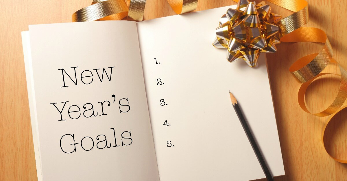 Why It's Important To Set New Year's Goals! Even When It's Not Janurary