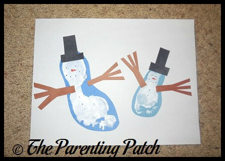 TOTS Family, Parenting, Kids, Food, Crafts, DIY and Travel craft2 Simple Winter Crafts for Young Children Crafts Homeschooling Kids Learning TOTS Family Uncategorized  winter craft winter activities kid craft