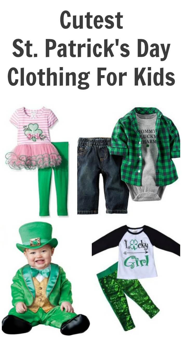 TOTS Family, Parenting, Kids, Food, Crafts, DIY and Travel Cutest-St.-Patricks-Day-Clothing-For-Kids Cutest St. Patrick's Day Clothing for Kids Gift Guide Kids TOTS Family  St. Patrick's Day kids