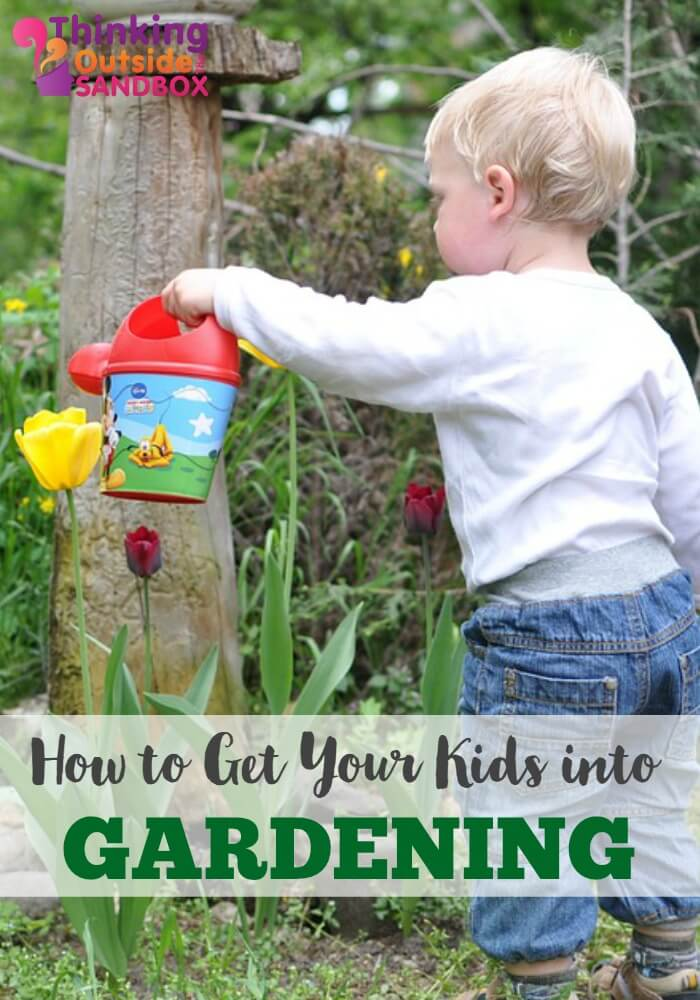 But gardening is even better when you learn How To Get Your Kids Into Gardening!