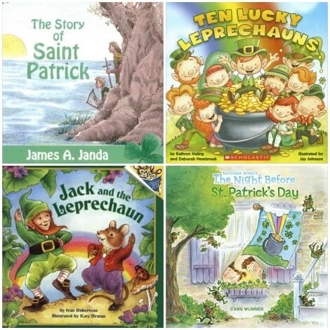 TOTS Family, Parenting, Kids, Food, Crafts, DIY and Travel St.-Patricks-Books-For-Kids 32 St. Patrick's Day Books for Kids Kids Learning TOTS Family  St. Patrick's Day books for kids