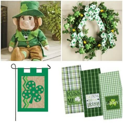 TOTS Family, Parenting, Kids, Food, Crafts, DIY and Travel St.-Patricks-Day-Decorations St. Patrick's Day Decorations to Add Some Luck in Your House Home TOTS Family  St. Patrick's Day home