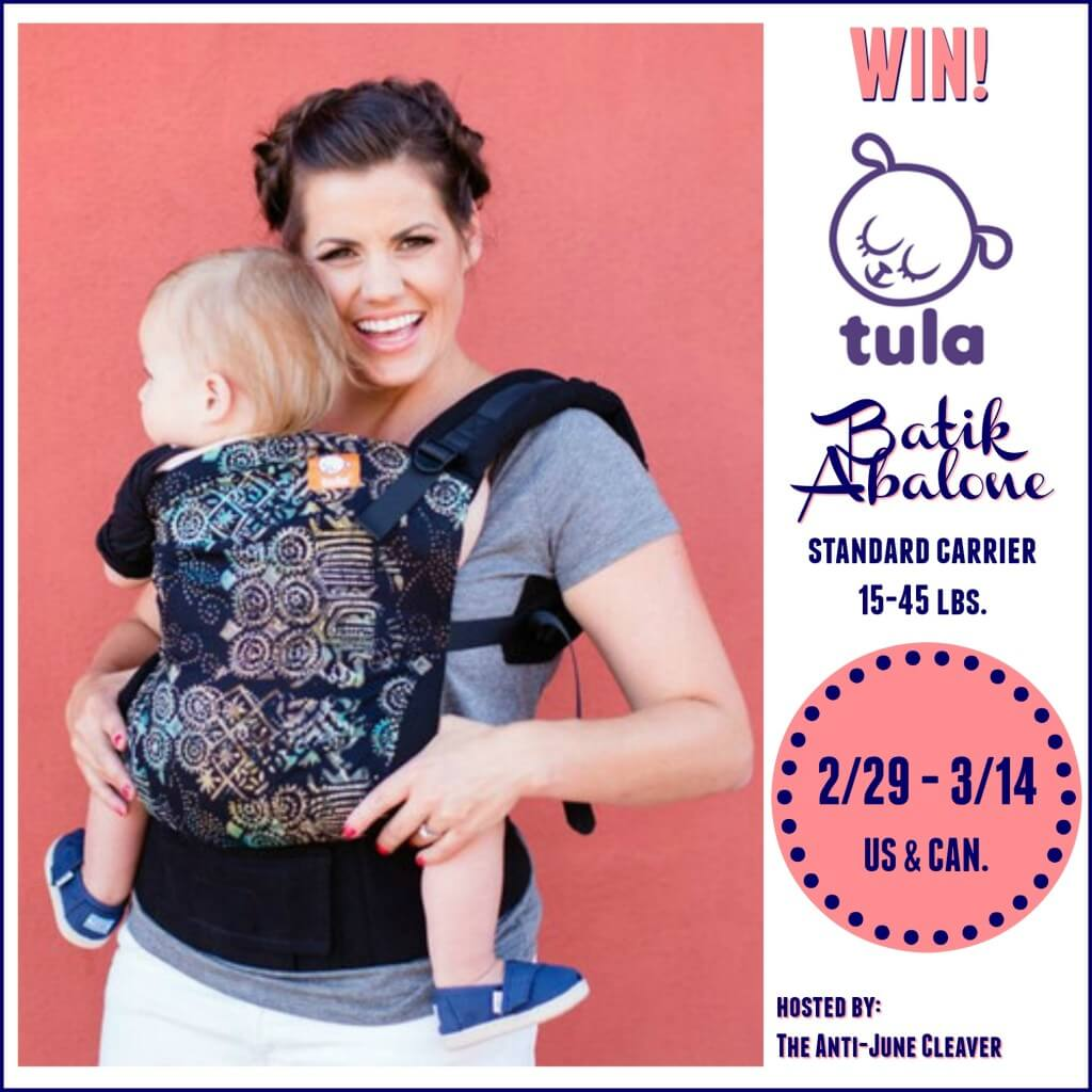 TOTS Family, Parenting, Kids, Food, Crafts, DIY and Travel Tula-Batik-Abalone-Giveaway-1024x1024 WIN a Tula Baby Carrier #giveaway Giveaways TOTS Family  giveaway
