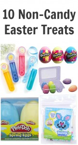 10 Non-Candy Easter Treats