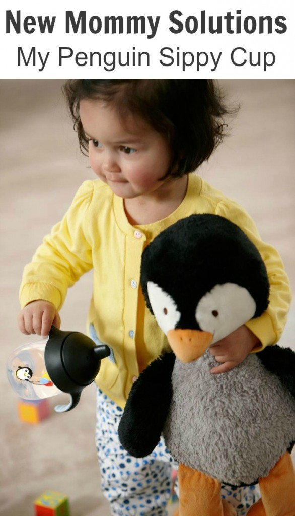 My Penguin Sippy Cup Made By Avent