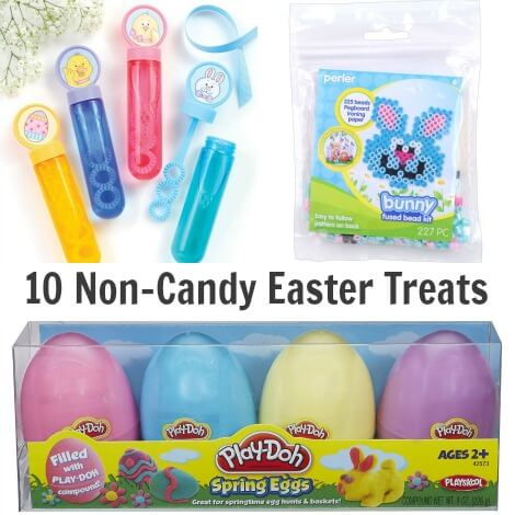 TOTS Family, Parenting, Kids, Food, Crafts, DIY and Travel Non-Candy-Easter-Treats 10 Non-Candy Easter Treats to Thrill Your Kids Gift Guide Holiday Treats Kids Parenting TOTS Family Uncategorized  Easter Treats easter