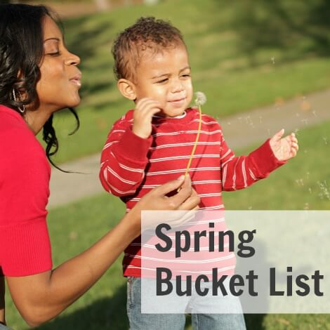TOTS Family, Parenting, Kids, Food, Crafts, DIY and Travel Spring-Bucket-List-For-Parents Spring Bucket List Kids Parenting TOTS Family Uncategorized  spring activities for kids spring bucket list
