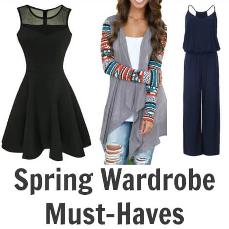 TOTS Family, Parenting, Kids, Food, Crafts, DIY and Travel Spring-Wardrobe-Must-Have Spring Wardrobe Must-Haves Style TOTS Family  style spring