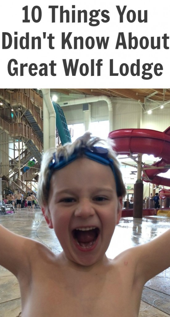 10 Things You Didn't Know About Great Wolf Lodge