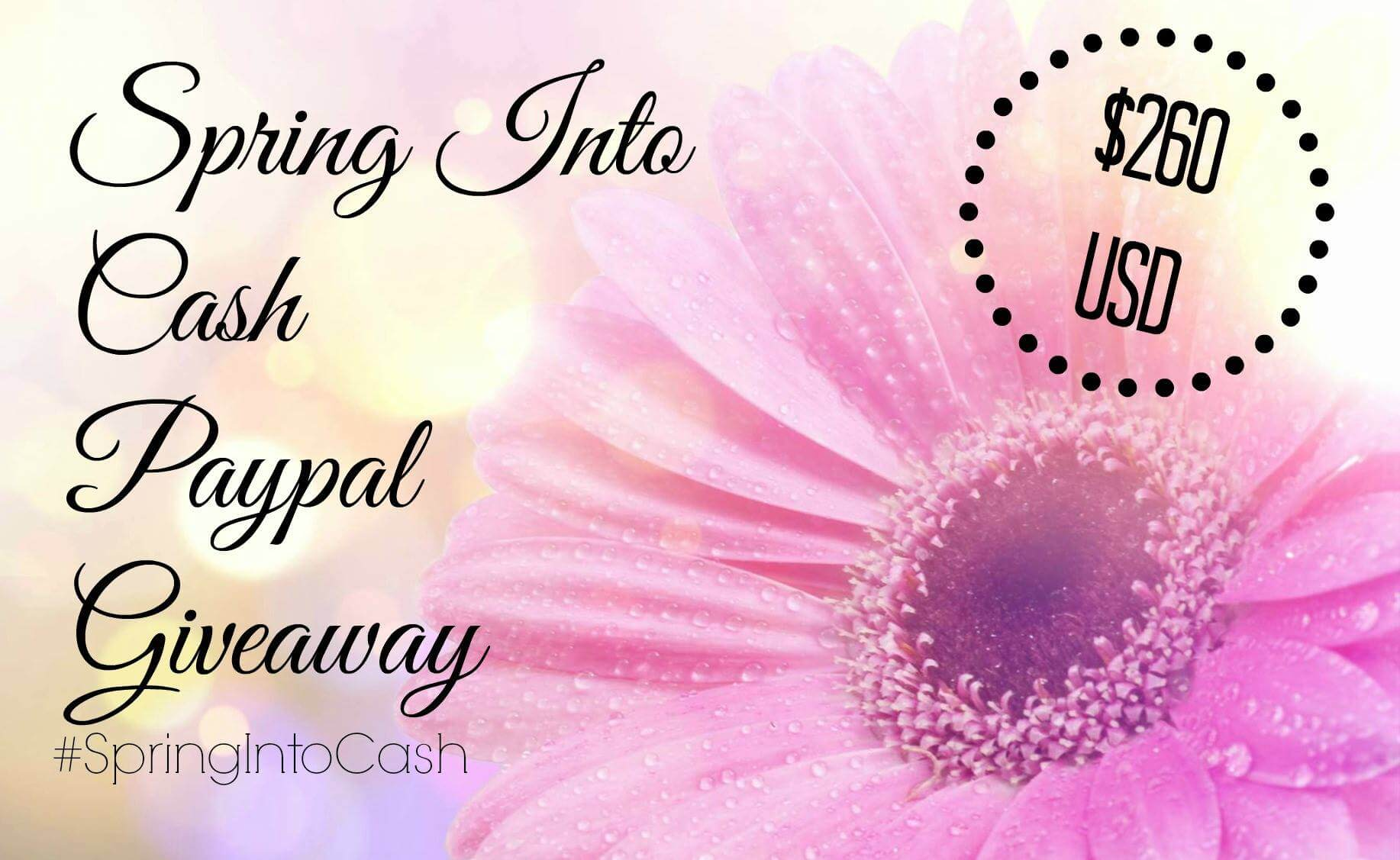 Giveaway - Win $260 - Ends May 2 2016 - Open Worldwide