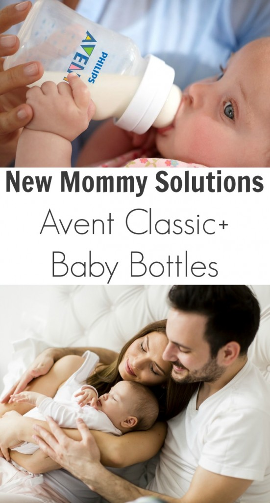 Avent Classic+ Baby Bottles