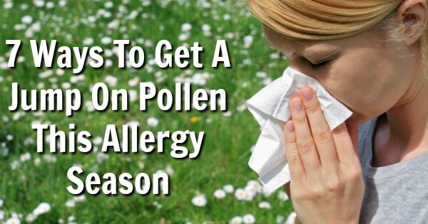 TOTS Family, Parenting, Kids, Food, Crafts, DIY and Travel Ways-To-Get-A-Jump-On-Pollen-This-Allergy-Season 7 Ways To Get A Jump On Pollen This Allergy Season Home TOTS Family  tots family Pollen Allergies
