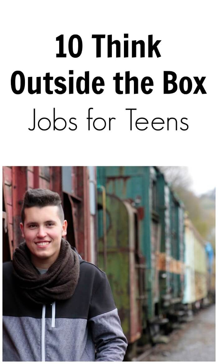 There are lot more jobs out there for teens besides cutting grass and babysitting, we will review idea for 10 Unique Jobs For Teenagers.