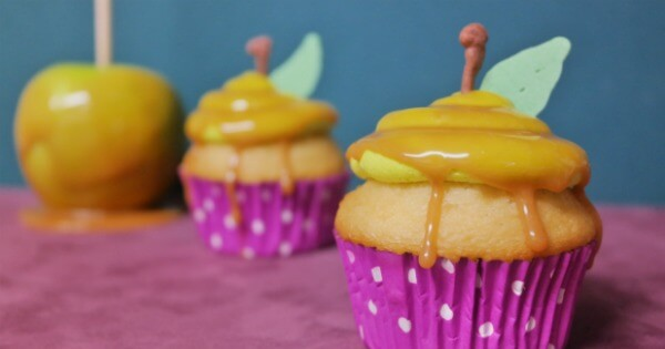 Caramel Apple Cupcakes Recipe