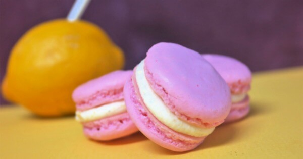 TOTS Family, Parenting, Kids, Food, Crafts, DIY and Travel Homemade-Raspberry-Lemonade-Macarons Raspberry Lemonade Macarons Desserts Food Miscellaneous Recipes TOTS Family Uncategorized  white chocolate buttercream icing summer treats raspberry lemonade macarons lemonade kids children