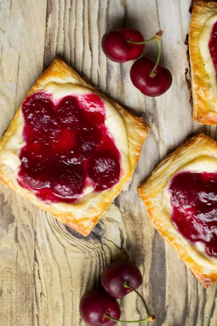 This is a delicious, flaky, buttery easy danish pastry dough recipe that is quite simple to make, though it is time consuming, it's well worth it!