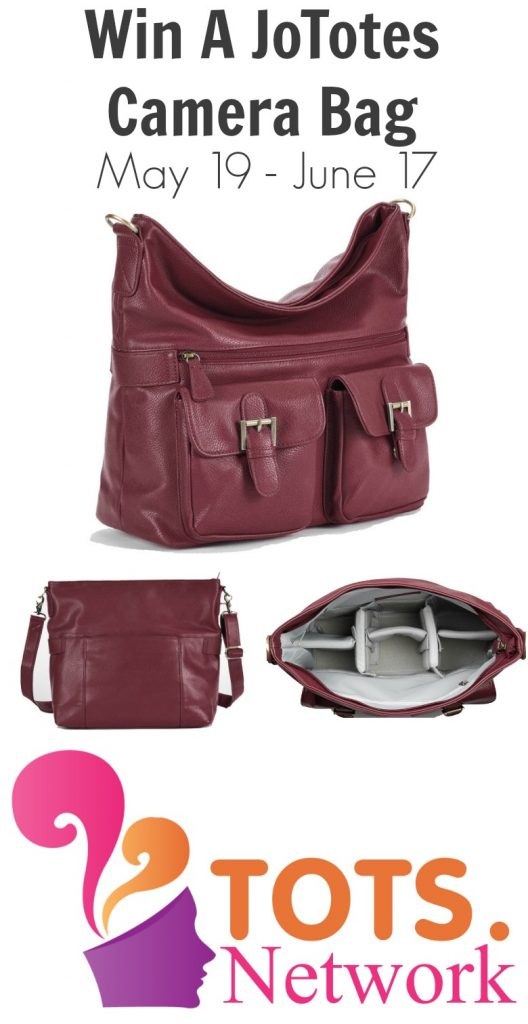 Win A JoTotes Camera Bag