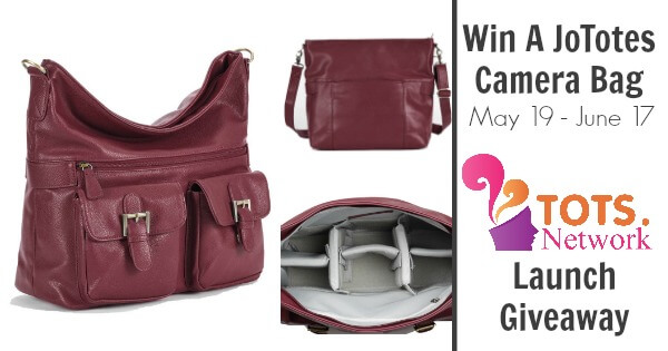 TOTS Family, Parenting, Kids, Food, Crafts, DIY and Travel Win-A-JoTotes-Camera-Bag-TOTS-Network-Giveaway Win A JoTotes Camera Bag - TOTS Network Launch Home TOTS Family  Tots Network