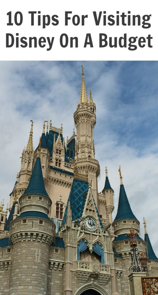 10 Tips For Visiting Disney On A Budget
