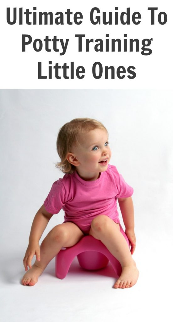 Ultimate Guide To Potty Training Little Ones