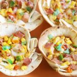 Cheesy Breakfast Burrito Bowl Recipe