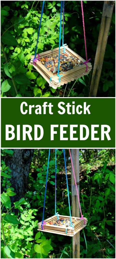 TOTS Family, Parenting, Kids, Food, Crafts, DIY and Travel feeder-pin-462x1024 Craft Stick Bird Feeder Crafts Home Kids TOTS Family Uncategorized  kids craft birds bird feeder
