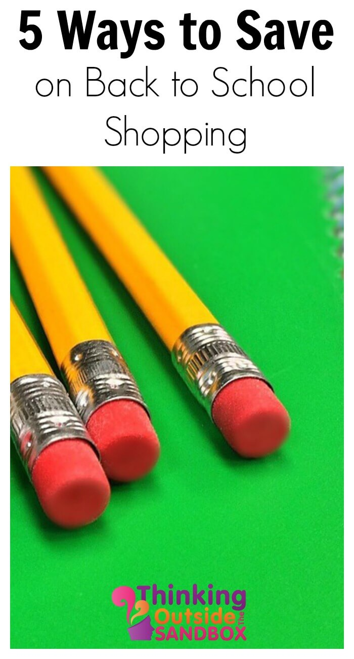 TOTS Family, Parenting, Kids, Food, Crafts, DIY and Travel 5-Ways-to-Save-on-Back-to-School-Shopping 5 Ways to Save on Back to School Shopping Kids Parenting TOTS Family  save money save frugal back to school