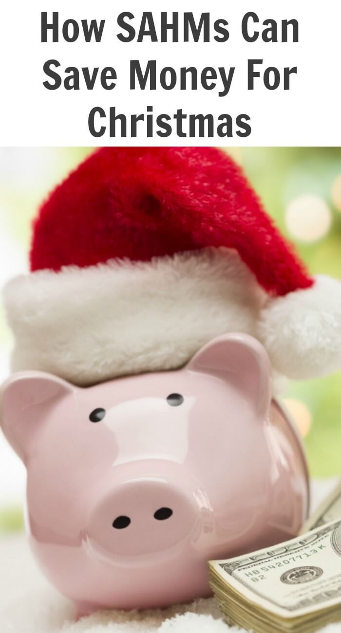 Alright moms, are you ready for this post? How SAHMs can save money for Christmas?
