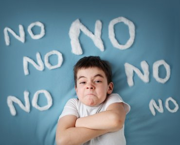 It's okay to say no to your kids when the thing they are asking doesn't fit your beliefs.