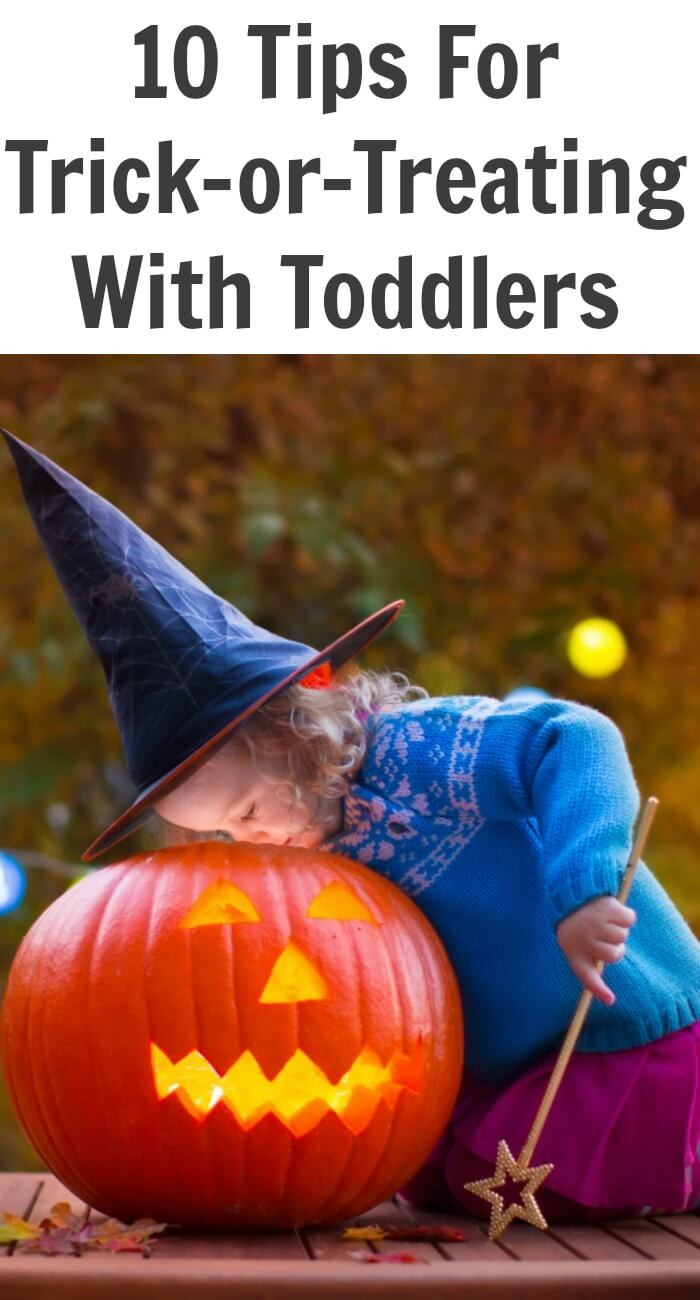 TOTS Family, Parenting, Kids, Food, Crafts, DIY and Travel 10-Tips-For-Trick-or-Treating-With-Toddlers 10 Tips for Trick-or-Treating With Toddlers Kids Parenting TOTS Family  toddler Halloween treat halloween