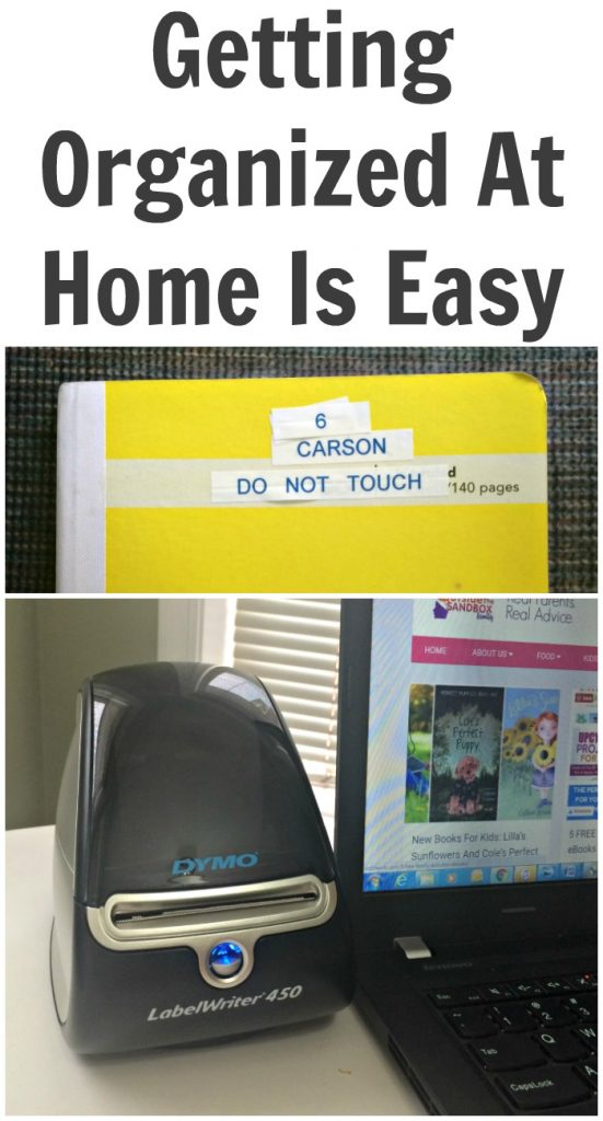 TOTS Family, Parenting, Kids, Food, Crafts, DIY and Travel Getting-Organized-At-Home-Is-Easy-551x1024 Getting Organized At Home Is Easy Home Sponsored TOTS Family