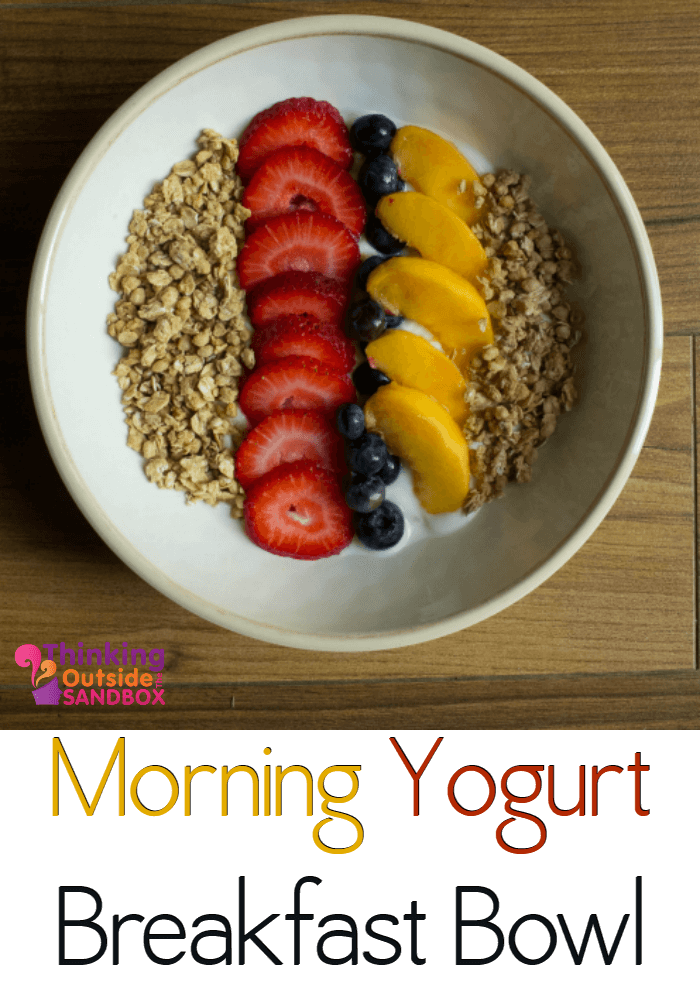TOTS Family, Parenting, Kids, Food, Crafts, DIY and Travel Morning-Yogurt-TOTS Morning Yogurt Breakfast Bowl Breakfast Food TOTS Family  recipe breakfast