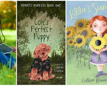 TOTS Family, Parenting, Kids, Food, Crafts, DIY and Travel New-Book-For-Kids-Lillas-Sunflowers-And-Coles-Perfect-Puppy-370x297 New Books For Kids: Lilla's Sunflowers and Cole's Perfect Puppy Gift Guide Kids Learning TOTS Family Uncategorized  Young readers puppies military kid military family Christian books