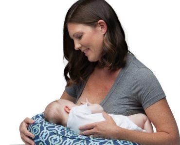 Breastfeeding Essentials - Boppy Best Latch Breastfeeding Pillow