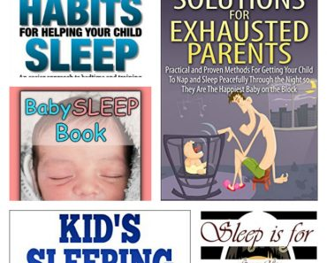 5 FREE Baby & Kid Sleep eBooks
